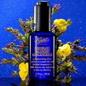 NEW KIEHLS Midnight Recovery Concentrate-1.0 fl oz